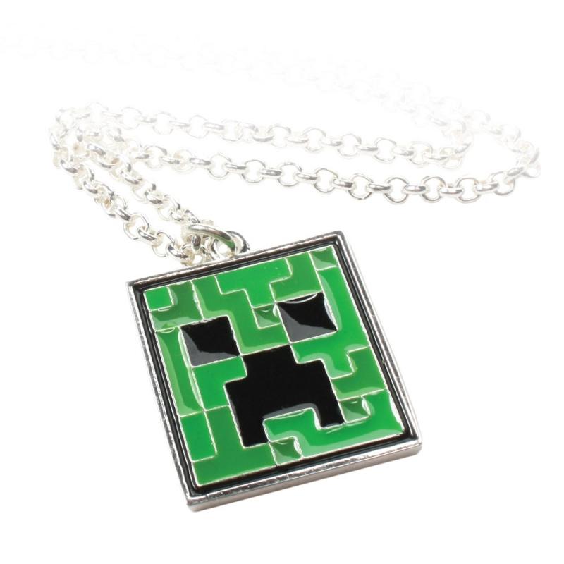 Minecraft náhrdelník