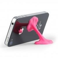 Žvýkačkový stojánek na mobil