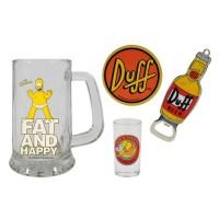 Simpsonovi: Dárková pivní sada