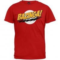 Tričko Bazinga!