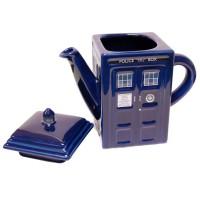 Doctor Who: Čajová konvička Tardis