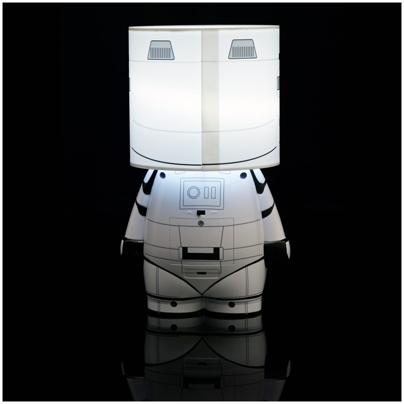 Star Wars: LED lampa Stormtrooper
