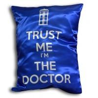 Polštář Doctor Who