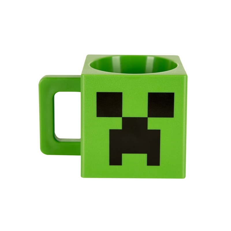 Minecraft: Hrnek Creeper