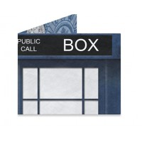 Peněženka Mighty Wallet Doctor Who - Tardis