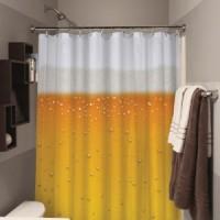 Pivní sprchová zástěna
