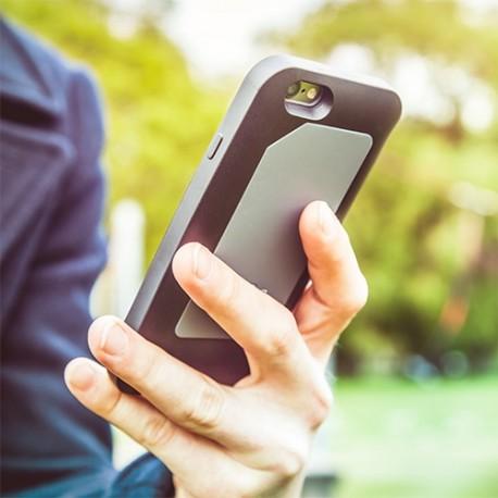 Pouzdro Dual SIM pro iPhone 6