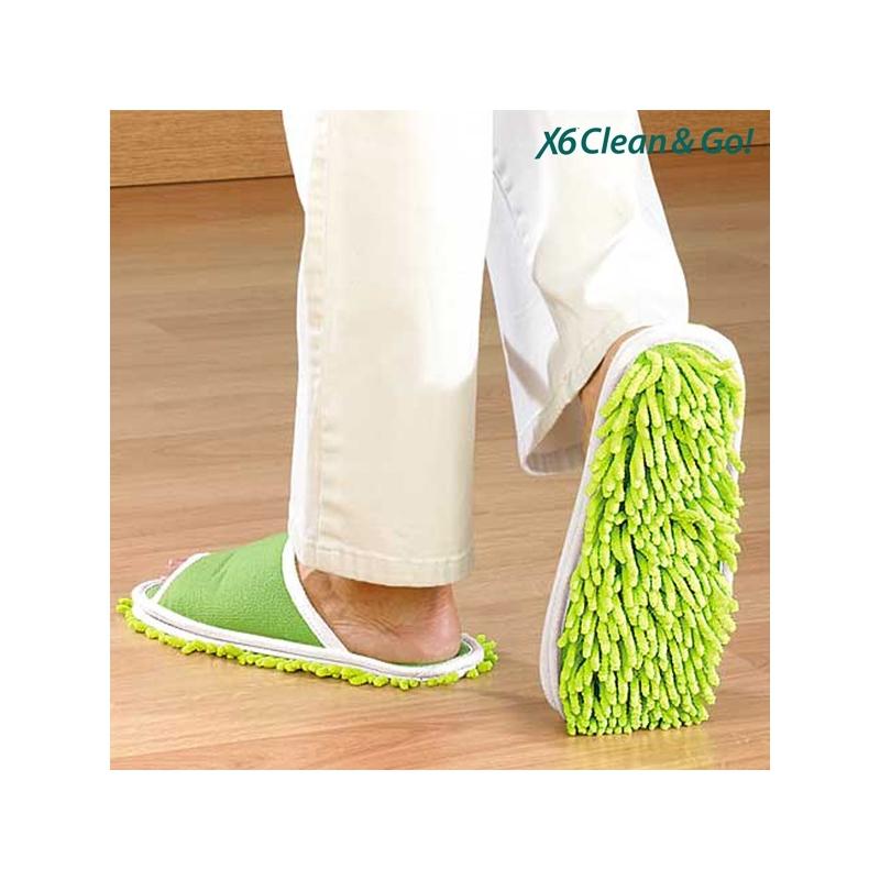 Mopové pantofle