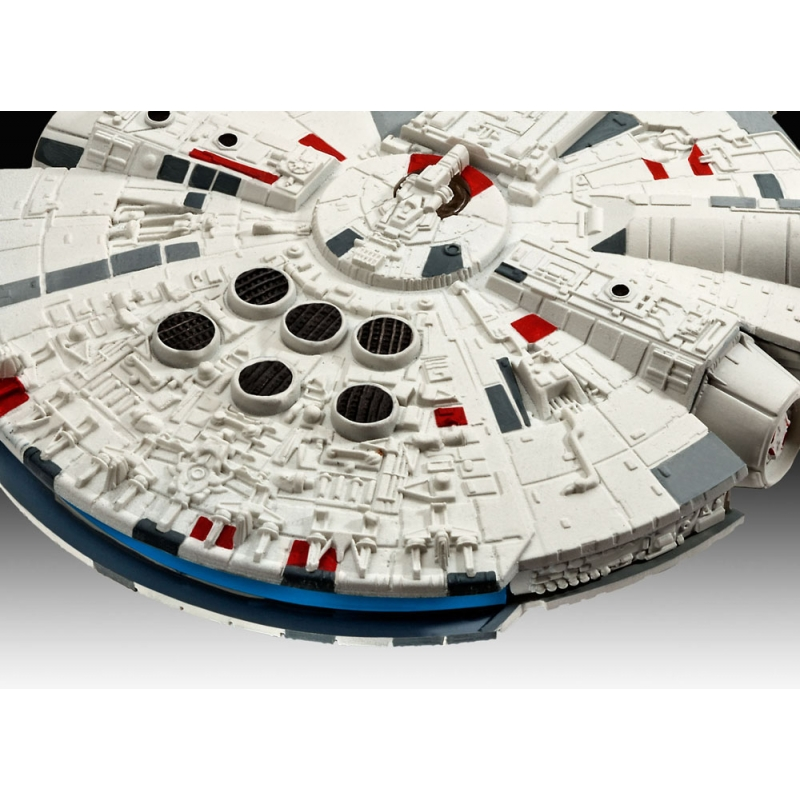 Star Wars VII: Model Millenium Falcon