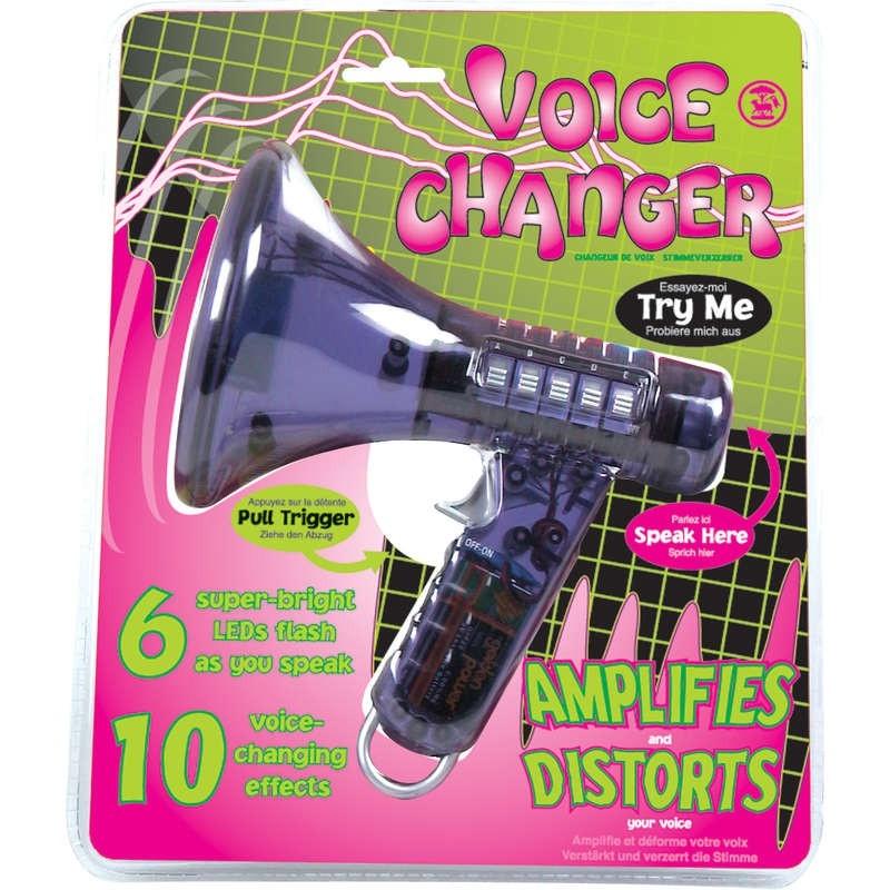 Měnič hlasu