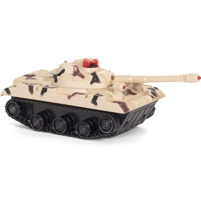 Bojové tanky pro dva
