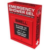 Pohotovostní sprchový gel