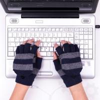 Vyhřívané USB rukavice