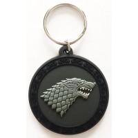Hra o trůny: Klíčenka Stark (6cm)