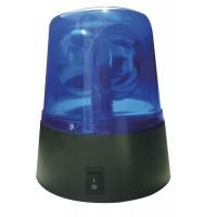 Modrý LED majáček