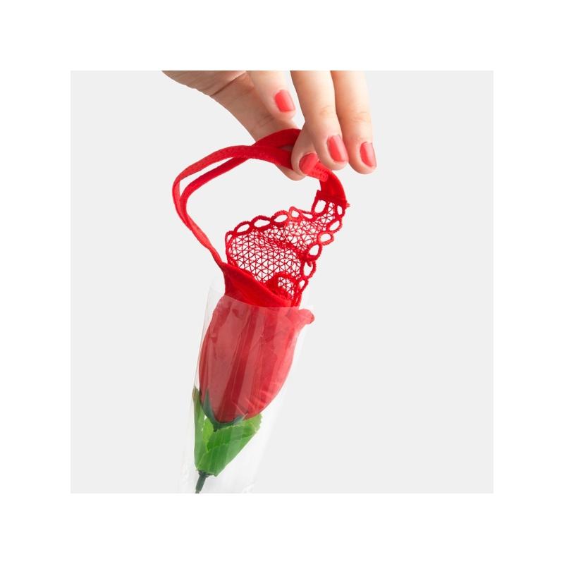 Růže s překvapením