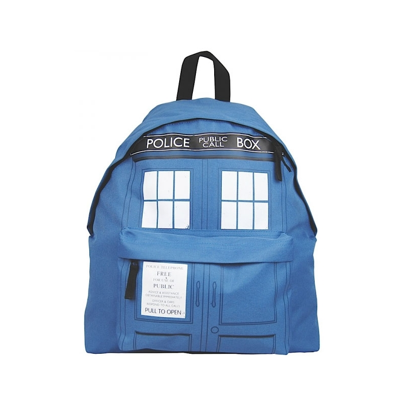 Doctor Who: Batoh Tardis