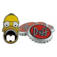 Simpsonovi: Podtácky s otvírákem
