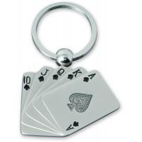 Pokerová klíčenka