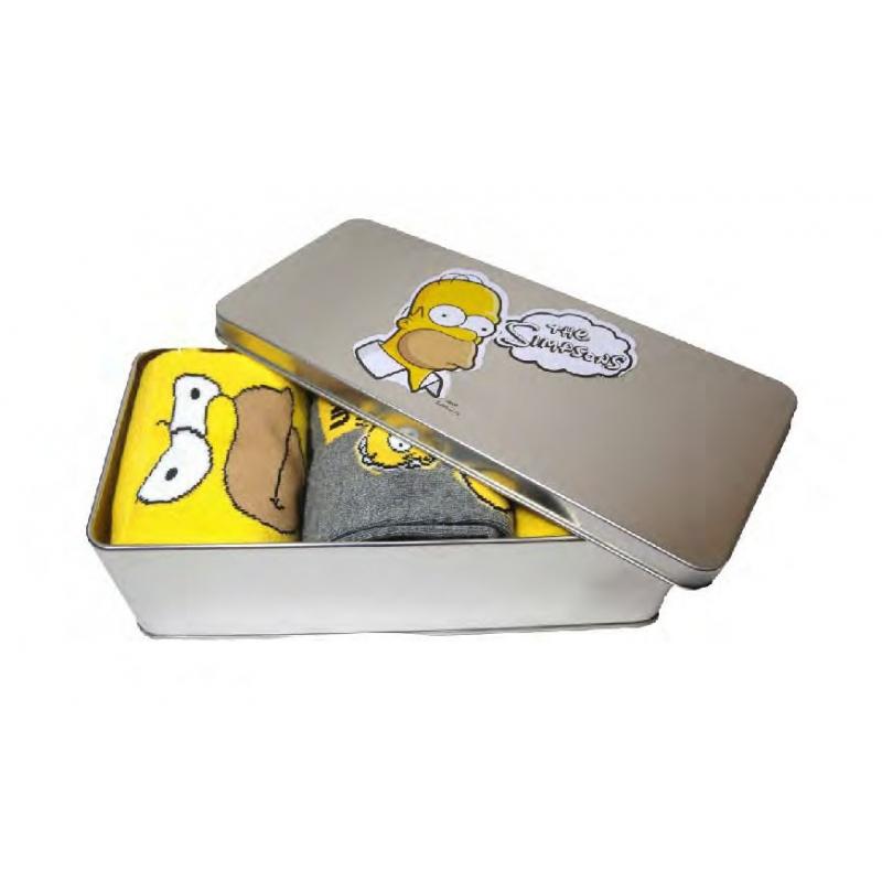 Simpsonovi: Ponožky s Homerem - 3 páry
