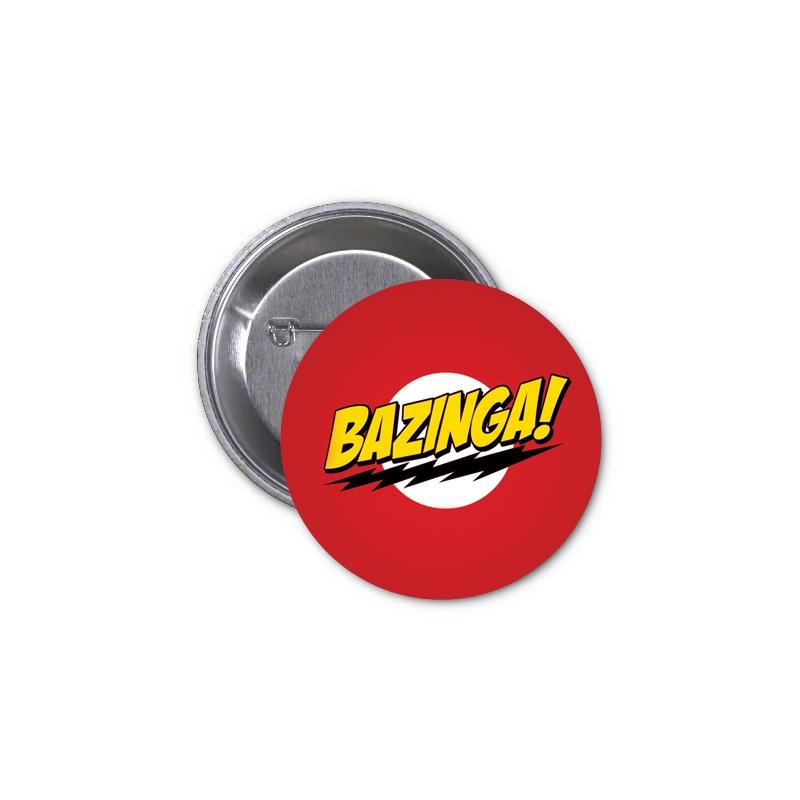 Placka Bazinga!