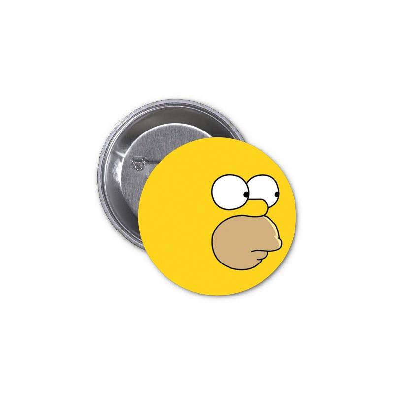 Simpsonovi: Sada odznaků s Homerem