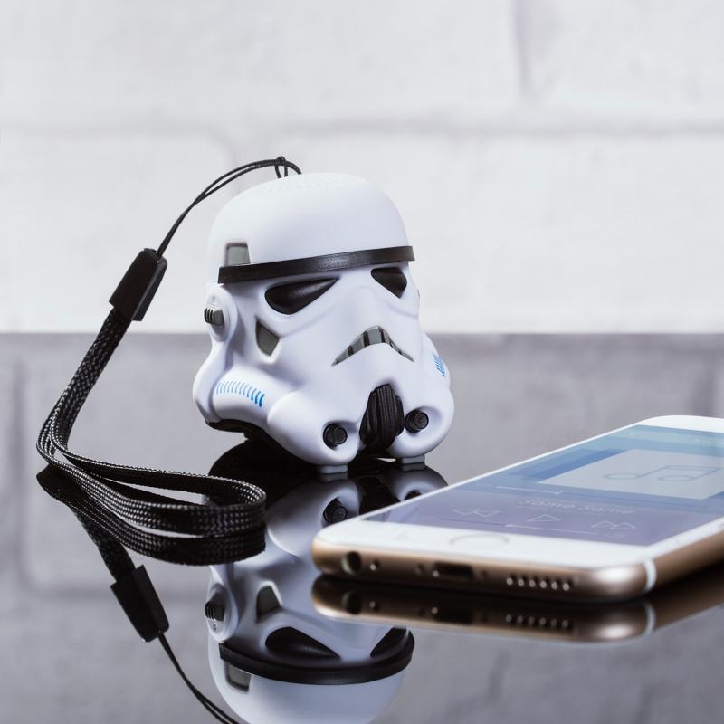 Stormtrooper Bluetooth Speaker