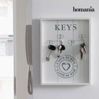 Vintage věšák na klíče