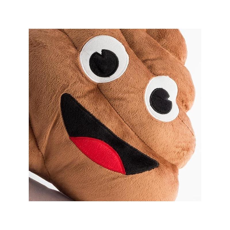 Polštář Emoji Poo