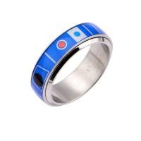 StarWars: Prsten Spinner Ring R2D2