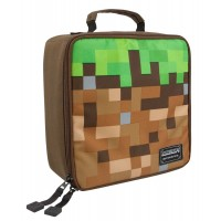 Minecraft temobox na svačinu