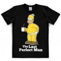 Tričko Last Perfect Man