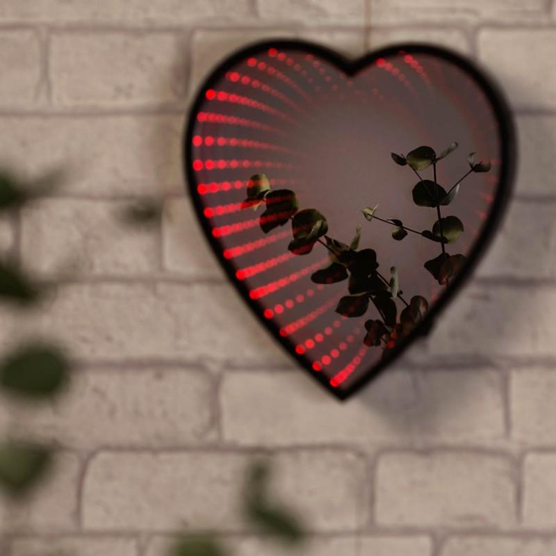 Zrcadlo Nekonečné srdce