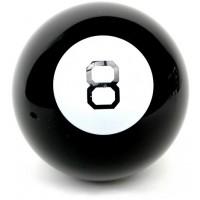 Věštící kulečníková koule