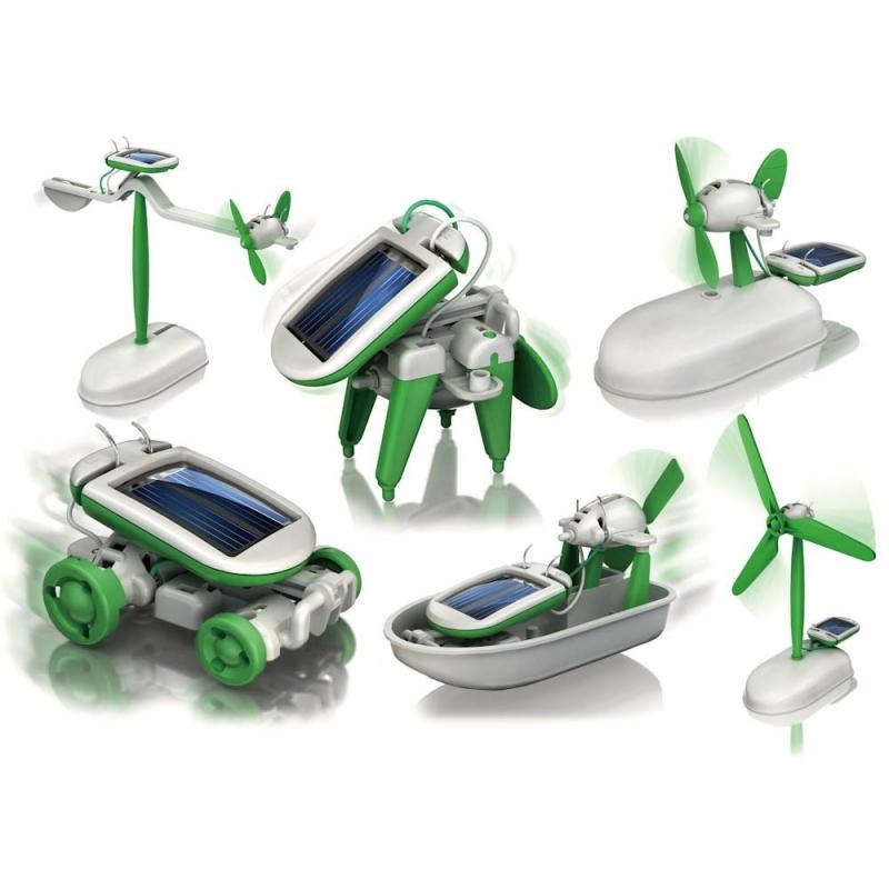 Solar Kit 6v1