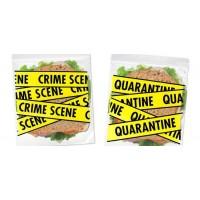 Svačinové sáčky Crime Scene/Quarantine