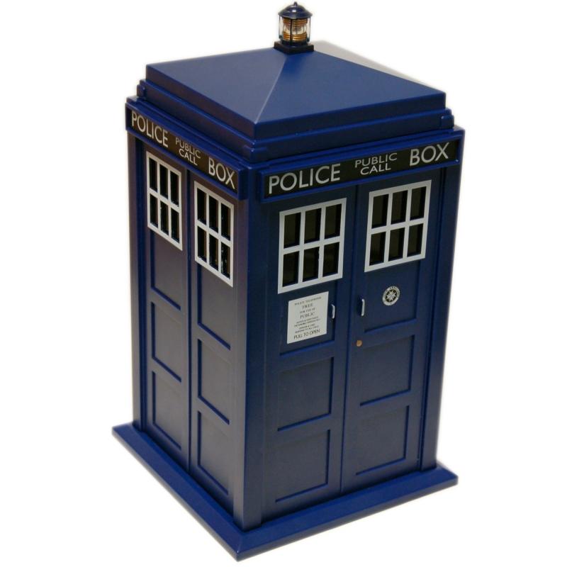 Doctor Who: Tardis na sušenky