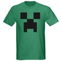 Tričko Minecraft Creeper