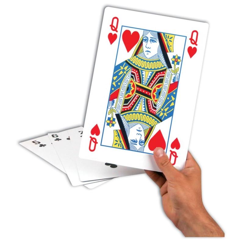 Obří karty