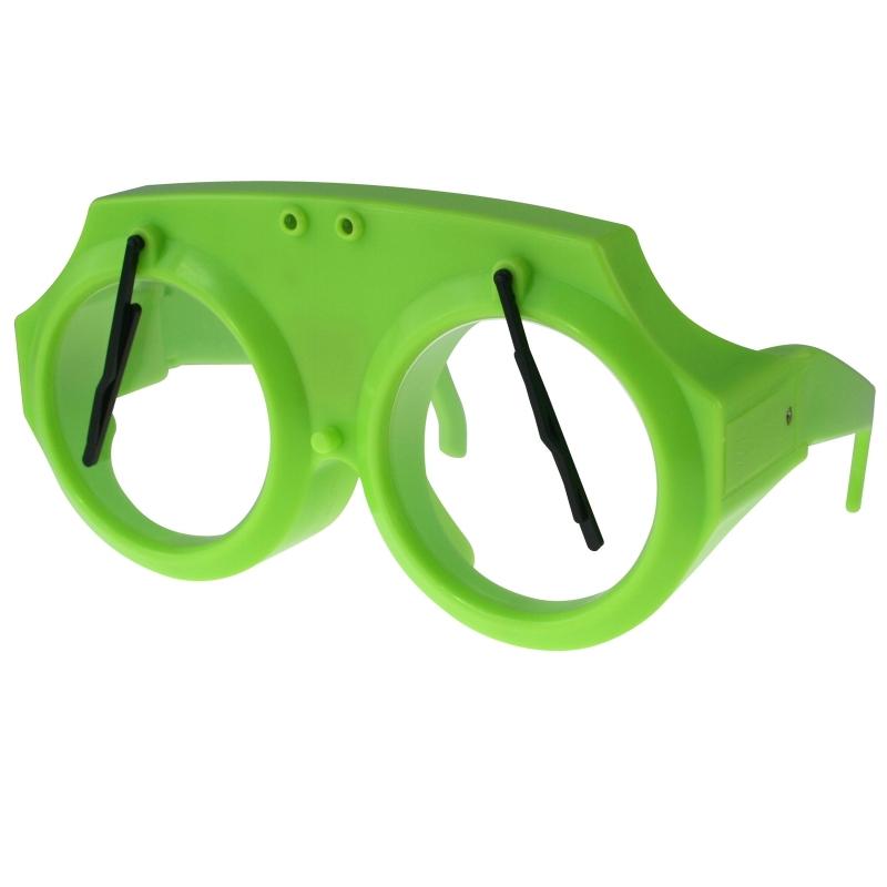 Brýle se stěrači