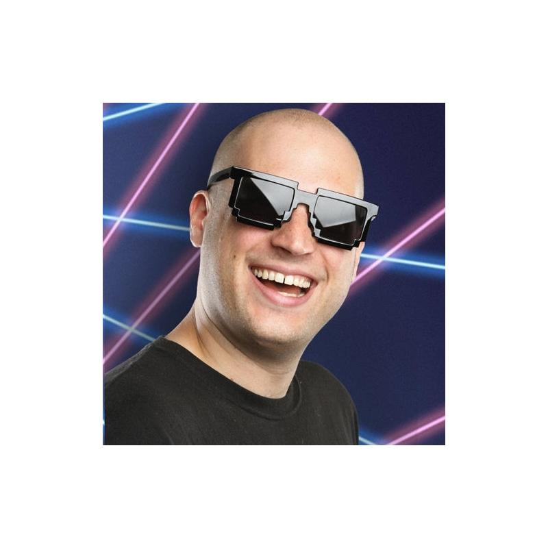 Pixelové sluneční brýle