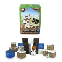Minecraft: Stavebnice Snow biome