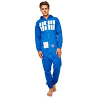 Pánské pyžamo Doktor Who