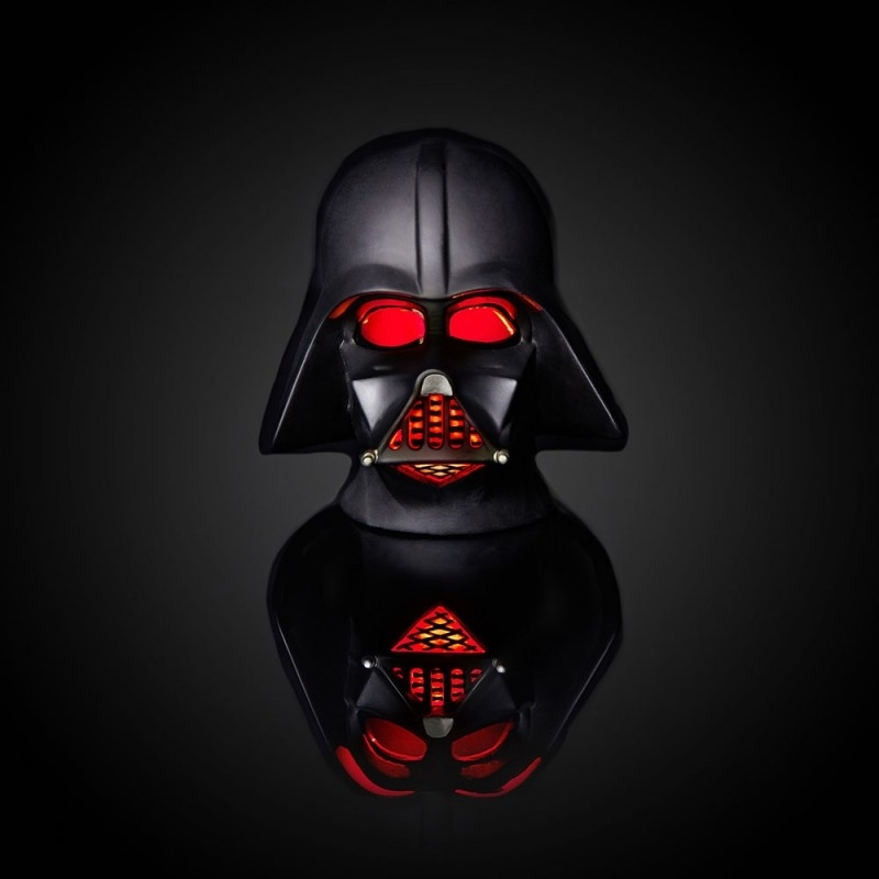 Star Wars Dart Vader Mood Lamp Megad 225 Rky Cz