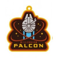 Star Wars: Klíčenka Millenium Falcon (6cm)