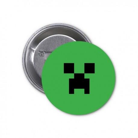 Minecraft: Placka Creeper
