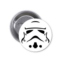 Star Wars: Placka Stormtrooper