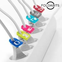Označovače kabelů Foldabits
