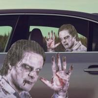 Zombie v autě