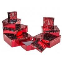 Dárková krabička - vánoční